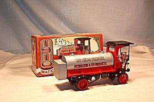 Ertl Texaco 1910 Mack Tanker Truck Bank (Image1)