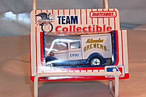 Matchbox 1990 Seattle Mariners Truck (Image1)