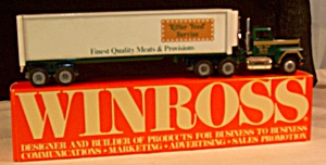 Winross Tractor Trailer Ritter Food Service