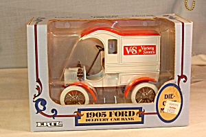 1905 Ford Delivery Bank, by Ertl-V&S Stores (Image1)