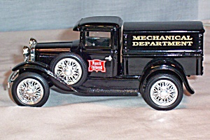 Rock Island Railroad Model A Truck Coin Bank (Image1)