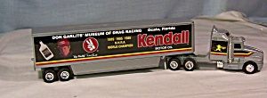 Don Garlits Museum,Kendall Oil Ertl Tractor Trailer (Image1)