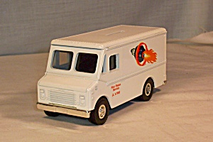 Ertl Walk-In Van Coin Bank Truck (Image1)