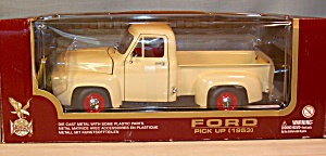 1953 Ford  Pickup, 1:18 Scale Road Legends (Image1)