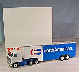 North American Moving Truck Winross