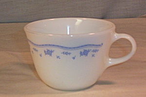 Corning  Morning Blue Coffee by Pyrex (Image1)