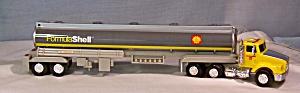 Shell  Gasoline Tanker Truck (Image1)