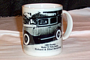 1929 Chrysler Model 75 Town Sedan Coffee Mug (Image1)