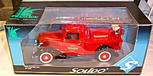 1936 Ford Pickup Fire Pumper Truck 1:18th (Image1)