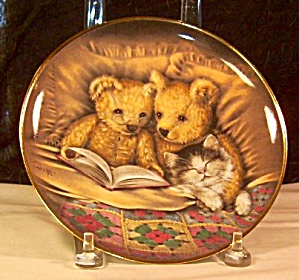 Franklin Mint Bedtime Story Collector's Plate (Image1)