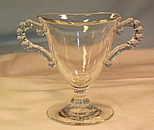 Candlewick Sugar by Imperial Glass Co.#400/31 (Image1)