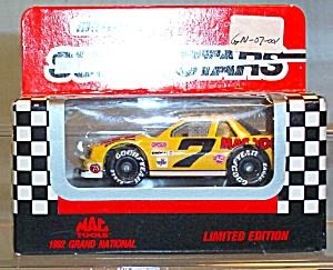 Matchbox Super Stars # 7Mac Tools 1992 Diecast (Image1)