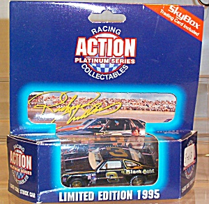 Action Racing Collectibles #3 Black Gold Diecast (Image1)