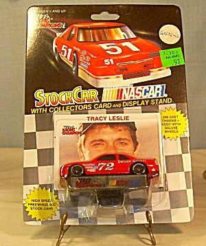 Racing Champions Tracy Leslie #72 Diecast (Image1)