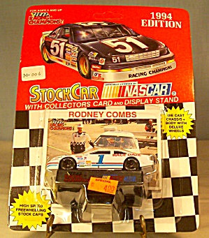 #1-Rodney Combs Race Daze 1:64 Diecast 1994 (Image1)