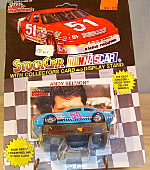 #59 Andy Belmont Fdp Brakes Nascar Diecast 1:64