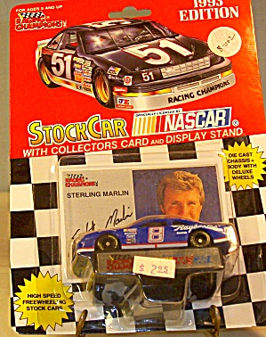 #8 Sterling Marlin Raybestos  Nascar Diecast 1:64 (Image1)