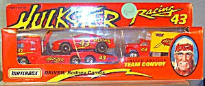 #43 Rodney Combs Hulkster Racing Matchbox Transporter Convoy