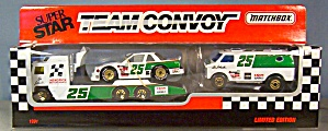 Matchbox 1991 Ken Schrader Hendrick Motor Sports Team Convoy Set (Image1)
