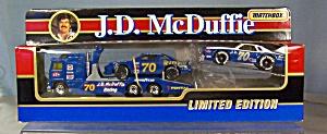 #70 J D McDuffie Matchbox Transporter Convoy (Image1)