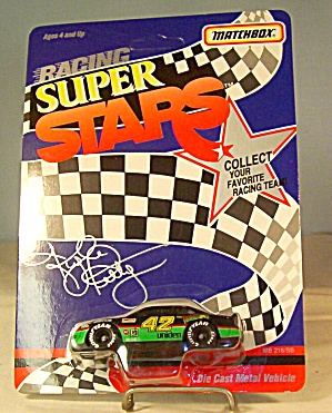 #42 Kyle Petty Match Box Super Stars Race Car (Image1)