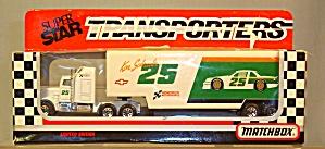#25 Ken Schrader Matchbox  Super Star Transporter (Image1)