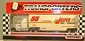 #55 Jasper Engines Ted Musgrave  Matchbox  Diecast (Image1)