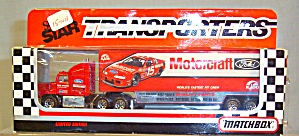 #15 Motorcraft Ford Racing Matchbox 1:64 Diecast