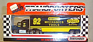#92 Stanley Mechanics Tools Racing Matchbox 1:64 Diecast (Image1)