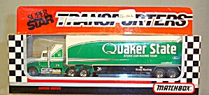 #26 Quaker State Racing Team Matchbox Super Star Transporter (Image1)