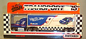 #9 Melling Racing Matchbox 1:64 Diecast Transporter