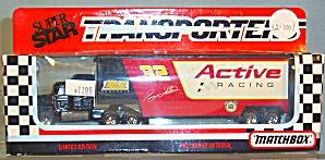 #32 Jimmy Horton Active Racing Matchbox Super Star Transporter (Image1)