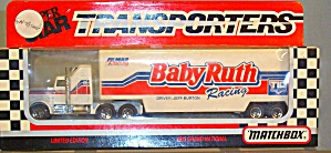 Baby Ruth Racing Jeff Burton Matchbox Diecast (Image1)