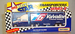 #6 Valvoline Roush Racing Mark Martin Matchbox Diecast (Image1)