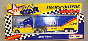 #11 Lowe's Racing Brett Bodine Matchbox  Diecast (Image1)