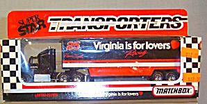#25 Viginia is for lovers Racing Hermie Sadler 1:64 Diecast (Image1)
