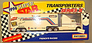 French's Racing Rodney Combs  Diecast (Image1)