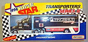 #98 Fingerhut Racing Derrike Cope Matchbox  Diecast (Image1)