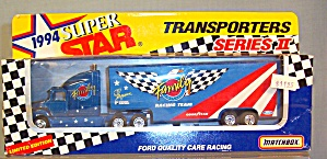 The Family Channel Racing Ted Musgrave Matchbox 1:64 Diecast (Image1)