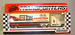 #66 Trop Artic Cale Yarborough Racing Team Matchbox 1:64 Diecast (Image1)