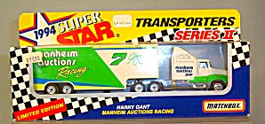 #7 Manheim Auctions Harry Gant Matchbox Diecast (Image1)