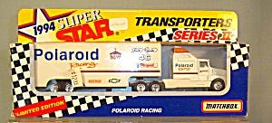 #46 Polaroid Racing Shawna Robinson Matchbox Diecast (Image1)
