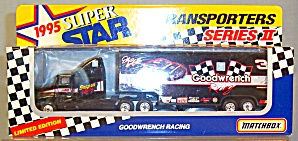 #3 Dale Earnhardt Goodwrench Matchbox  Super Star Transporter (Image1)