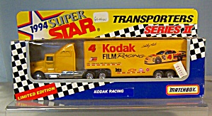 #4 Kodak Film Racing Sterling Marlin Matchbox Diecast (Image1)