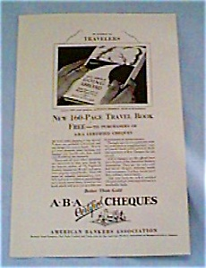 American Bankers Association AD dec1014  from 1927 (Image1)