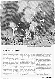 Boeing WWII Schweinfurt Story Ad (Image1)