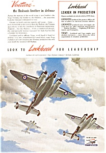 Lockheed Ventura Bomber Ad (Image1)
