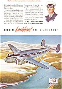 Lockheed Pan American Airways Ad (Image1)
