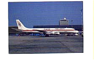 Trans Arabian Air Transport DC-8 Airline Post feb1051 (Image1)