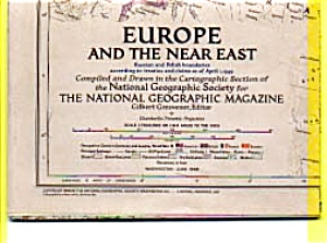 Europe And The Near East